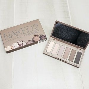 Urban Decay Naked Basics 2 Matte Shadow New in Box